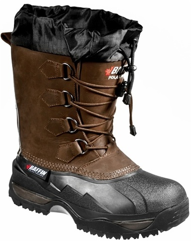 Сапоги Shackleton Worn Brown (Baffin)
