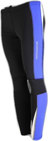 Лосины Noname Long o-tights 2010 black/blue/white