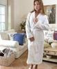Элитный халат махровый Chicago белый от Casual Avenue