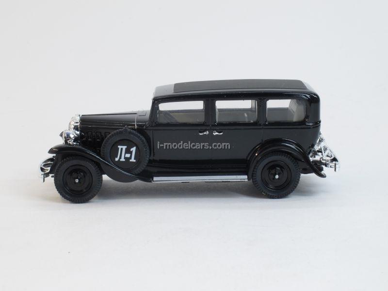 Leningrad-1 L-1 black 1:43 Nash Avtoprom
