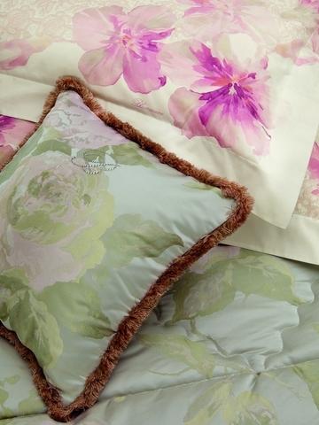 Элитная подушка декоративная Milleluci розовая от Blumarine