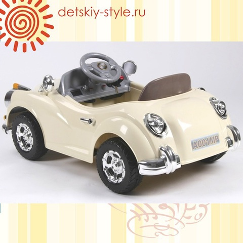 "Электромобиль River-Auto ""Mini Retro 1828"""