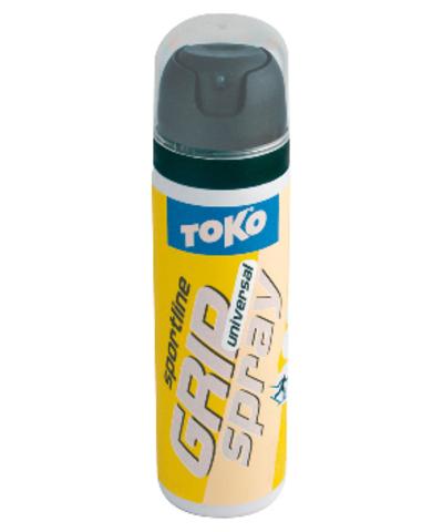 мазь лыжная Toko SportLine Gripspray (универсальный, 0°С/-20°С, 70 мл)