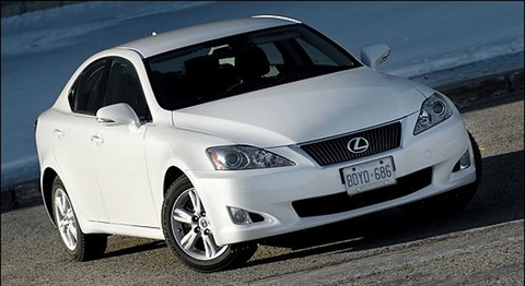 Гарант Блок Люкс 660 для LEXUS IS 250 /2005-2014/ ЭлУР