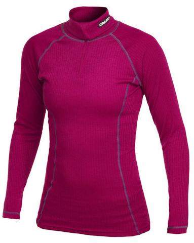 Термобелье Рубашка Craft Active женская розовая