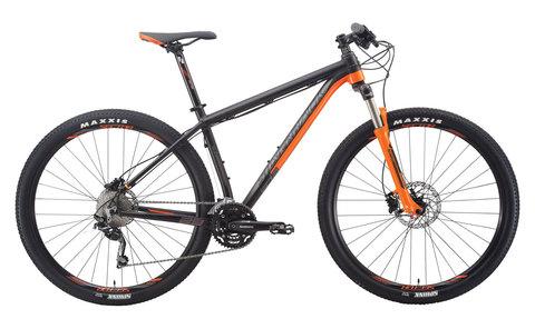 Silverback Sola 3 (2015)черный с оранжевым