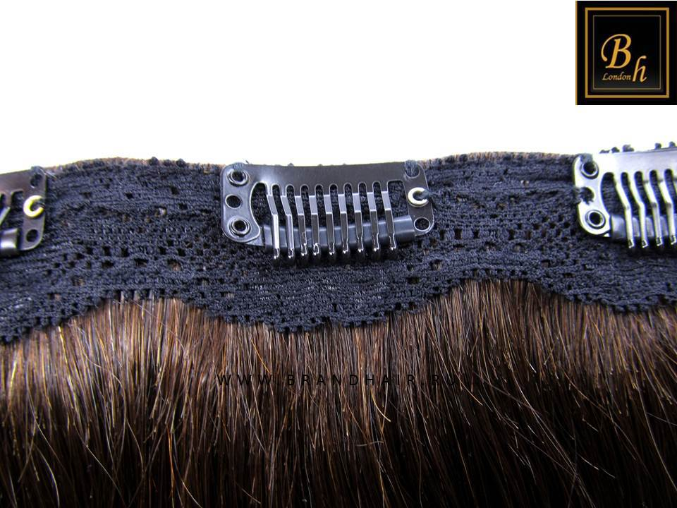 Волшебные пряди,оттенок #2-темный шоколад,длина волос 60 см