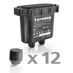 Датчики давления в шинах (TPMS) Carax CRX-1012/12 с 12-ю датчиками