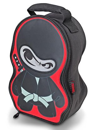 Термосумка детская (сумка-холодильник) Thermos Ninja Novelty Lenticular