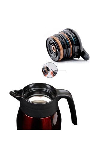 Кувшин-термос со стальной колбой THS 1500 CBW Carafe (1,5 литра)
