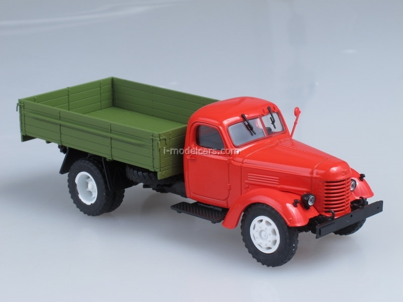 ZIS-150 board red-green 1:43 AutoHistory