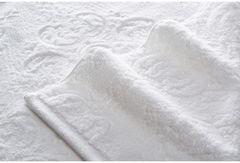 Полотенце 46х71 Kassatex Bedminster Damask white