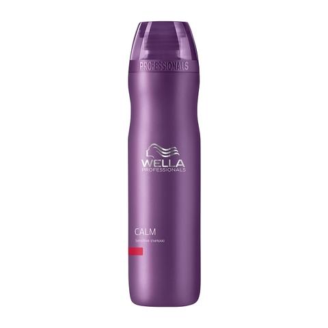 Wella care3 Шампунь для чувствительной кожи головы Balance calm sensitive shampoo купить online