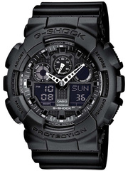 Наручные часы Casio G-Shock GA-100-1A1DR