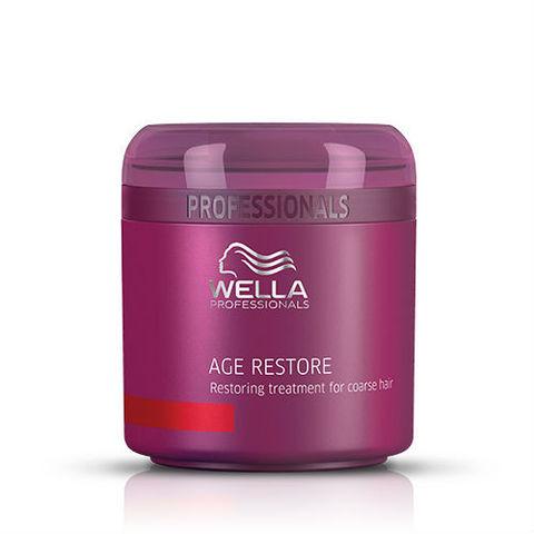 Wella care3 Восстанавливающая маска для жестких волос Age restoring treatment for coarse hair купить online