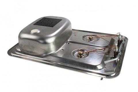 Варочная газовая панель с раковиной Dometic SMEV MO917LM