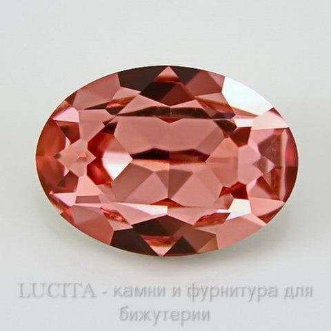 4120 Ювелирные стразы Сваровски Rose Peach (18х13 мм)