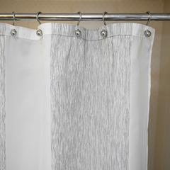 Элитная шторка для ванной Estepona C. Black от Arti-Deco