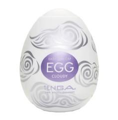 Мужской яйцо мастурбатор Tenga Egg Cloudy