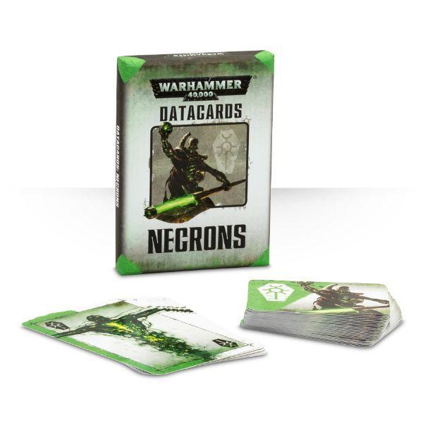 Warhammer 40,000 Datacards: Necrons