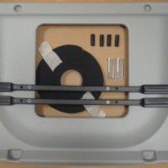 Установочный комплект VOLVO FH16 (Elect. Hatch) для автономного кондиционера Sleeping Well OBLO