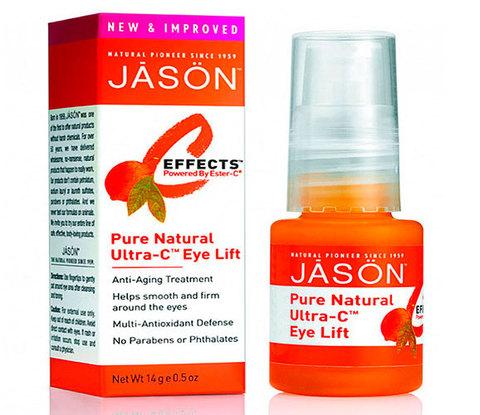 Лифтинг-крем с витамином С для кожи вокруг глаз, Jason