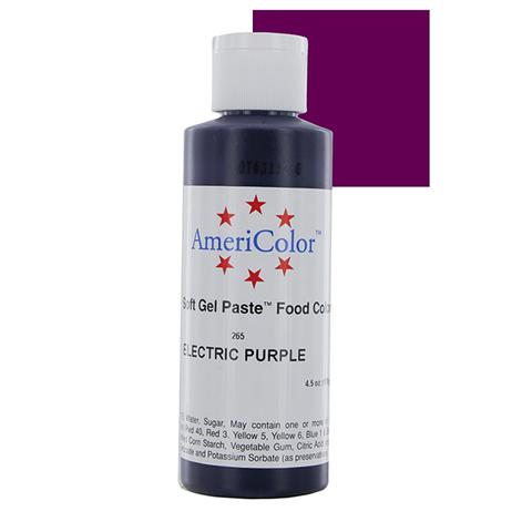 Краска краситель гелевый ELECTRIC PURPLE 265, 127 гр