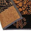 Набор полотенец 2 шт Roberto Cavalli Pitone коричневый