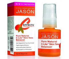 Осветляющее кожу средство с витамином С, Jason