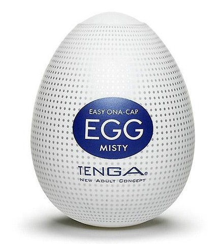 Мужской мастурбатор Tenga Egg Misty
