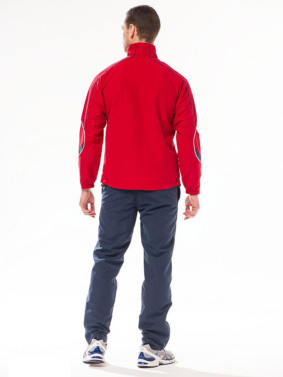 Asics Suit America AW11 Костюм спортивный мужской красный