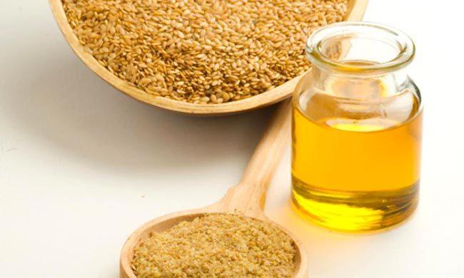 Льняное масло (нерафинированное)
