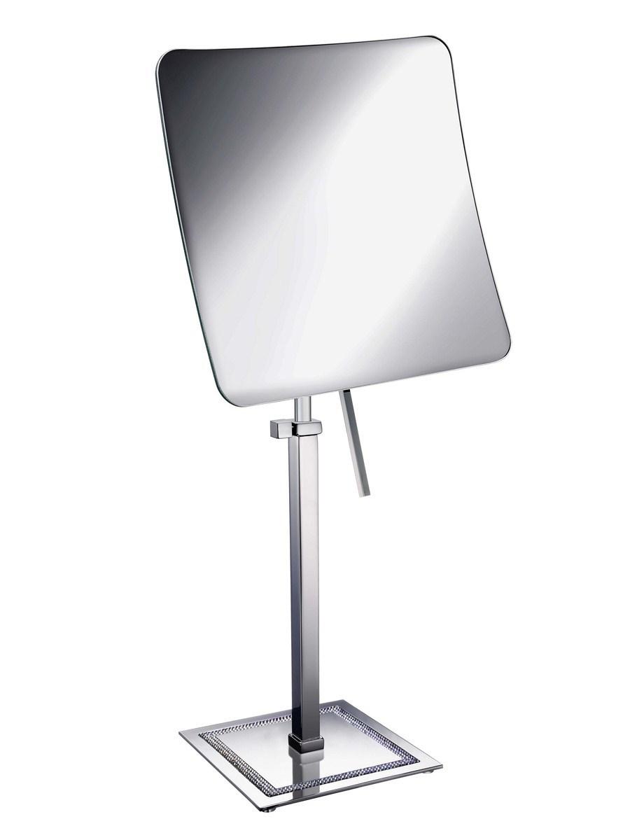 Зеркала Зеркало косметическое Windisch 99537CR 3X Shine Light Square elitnoe-zerkalo-kosmeticheskoe-99537-shine-light-ot-windisch-ispaniya.jpg
