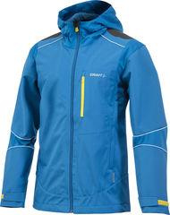 Зимняя мембранная куртка Craft Crossover Blue мужская