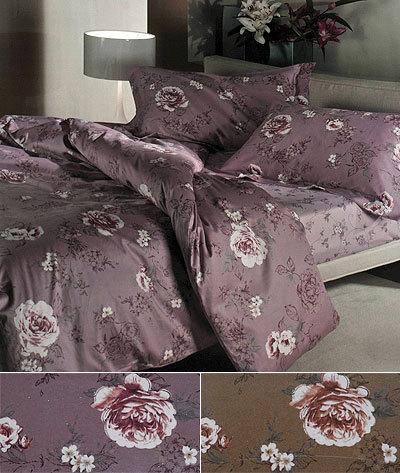 Комплекты Постельное белье 1.5 спальное Caleffi Fiori розовое komplekt_postelnogo_belya_Fiori_ot_caleffi.jpg