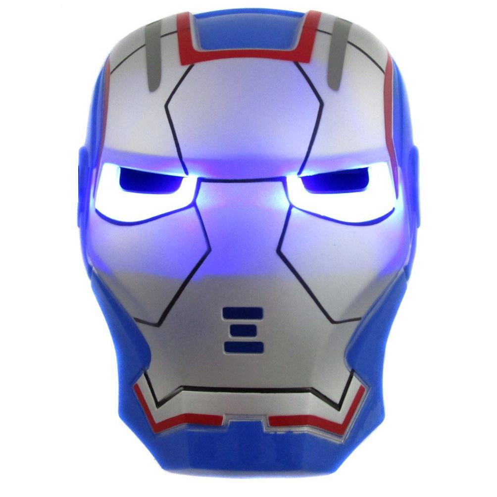 Каталог Маска Железного Человека синяя с подсветкой iron_man_blue_mask1.png