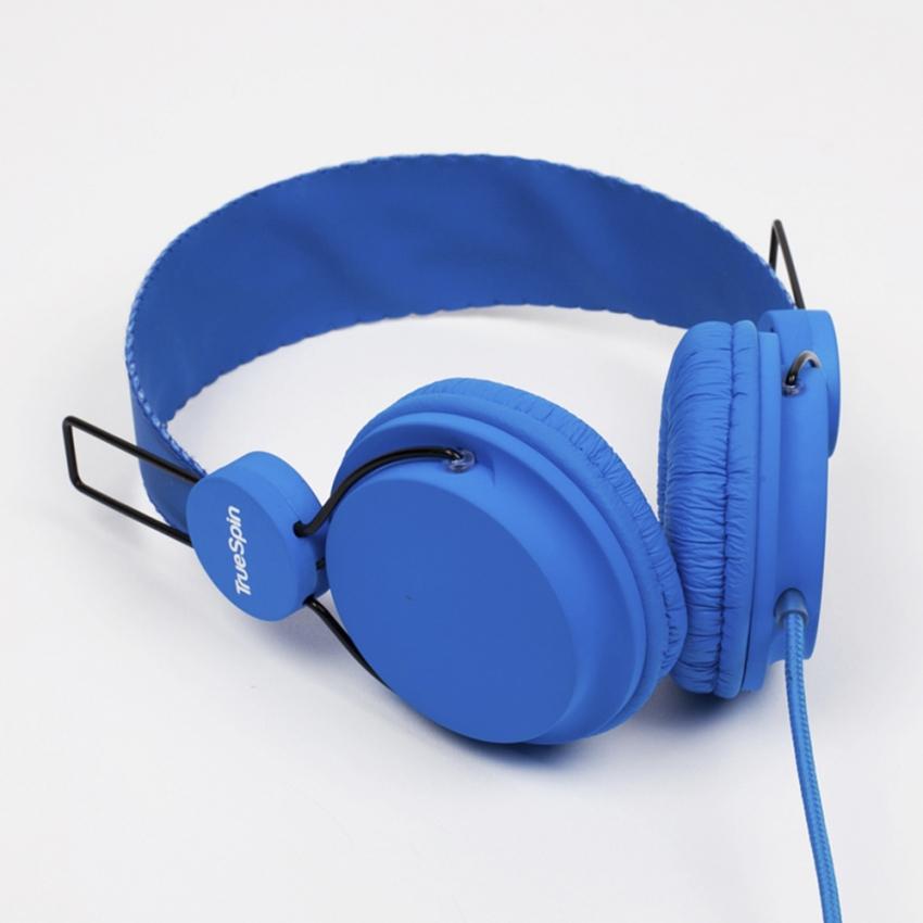 Наушники TRUESPIN BASIC HEADPHONE BLUE