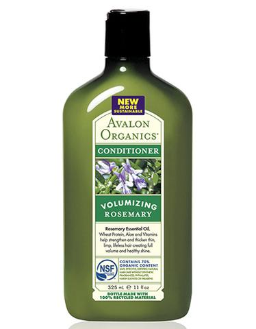 Кондиционер с розмарином для объема, Avalon Organics