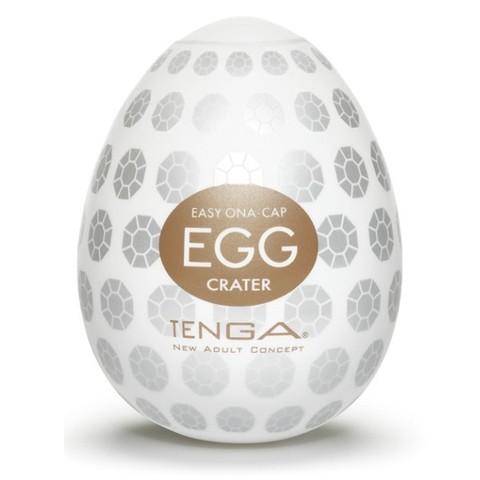 Яйцо мастурбатор Tenga Egg Crater