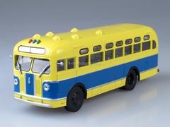 ZIS-155 blue-yellow 1:43 AutoHistory