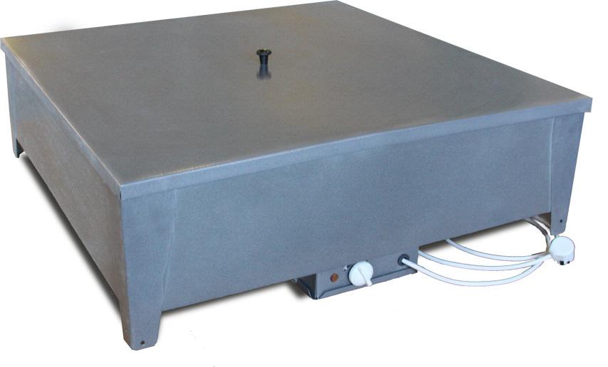 Бак для душа Электромаш с ЭВН, 128 литров.