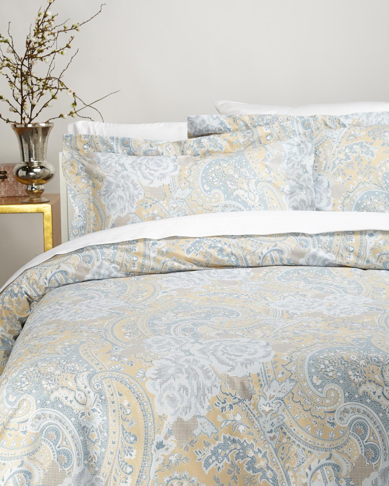 Постельное белье 2 спальное евро макси Mirabello Versailles