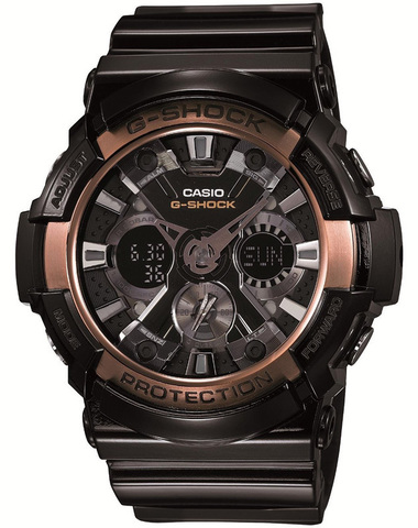 Купить Наручные часы Casio GA-200RG-1ADR по доступной цене