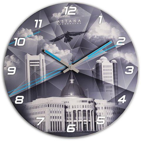 """Купить Настенные часы """"Акорда"""" 3D по доступной цене"""