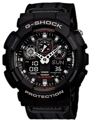 Купить Наручные часы Casio GA-100MC-1ADR по доступной цене