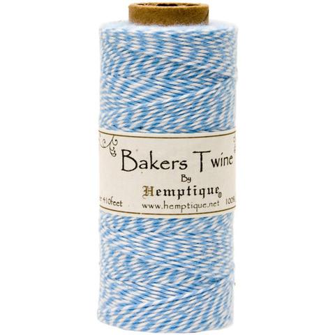 Шпагат Bakers Twine светло голубой
