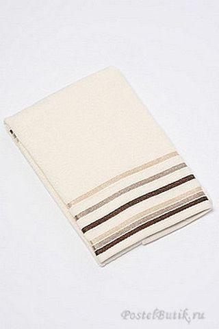 Набор полотенец 2 шт Caleffi Clio натуральный