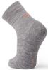 Термоноски утепленные с шерстью мериноса Norveg Soft Merino Wool Grey детские