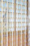 Тюль. Французская сетка с вышивкой
