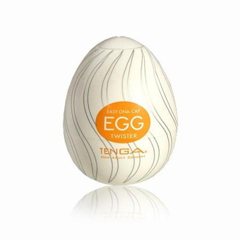 Мужской мастурбатор Tenga Egg Twister